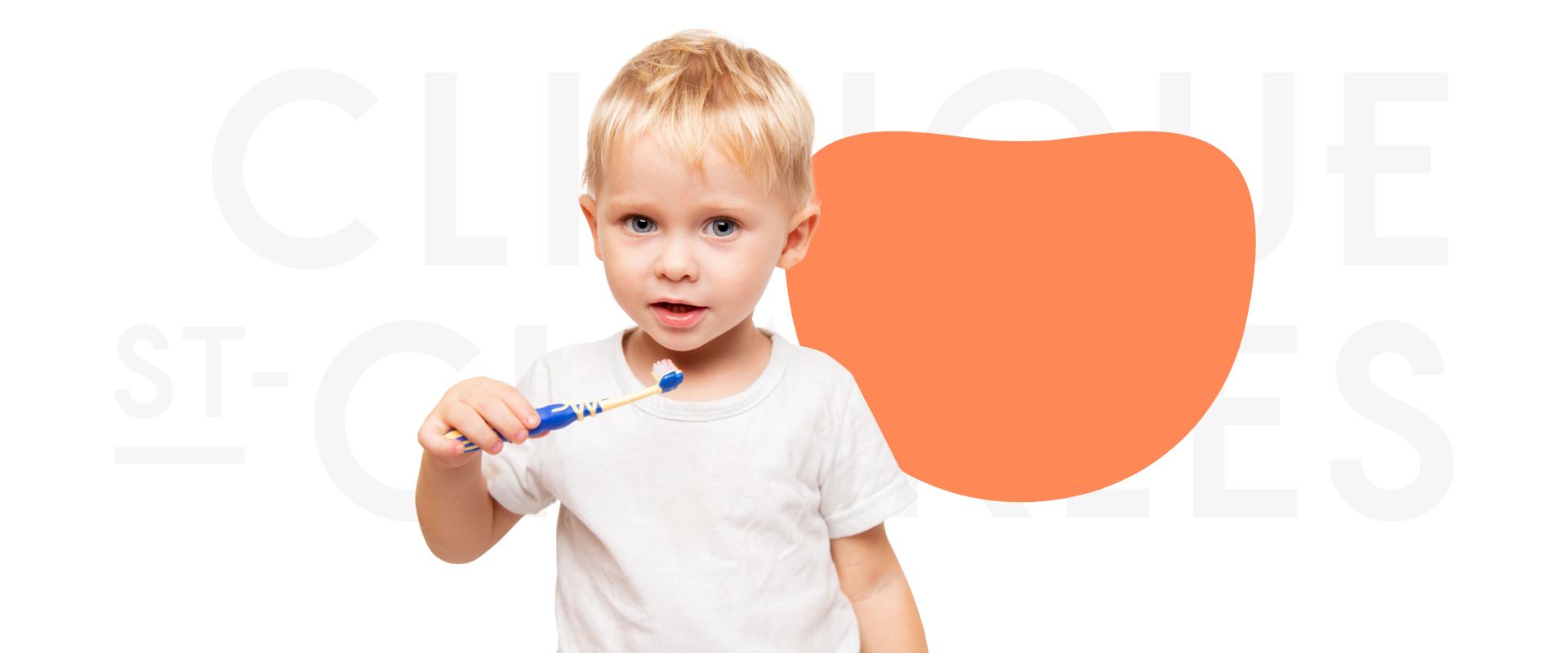 header soins hygiène pour enfants