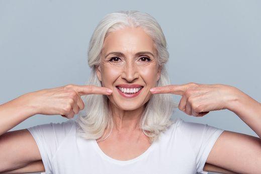 les dents bougent avec l'age