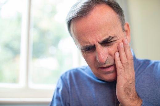 Abcès dentaire douleur