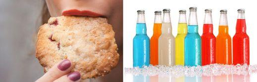 aliments qui nuisent aux dents